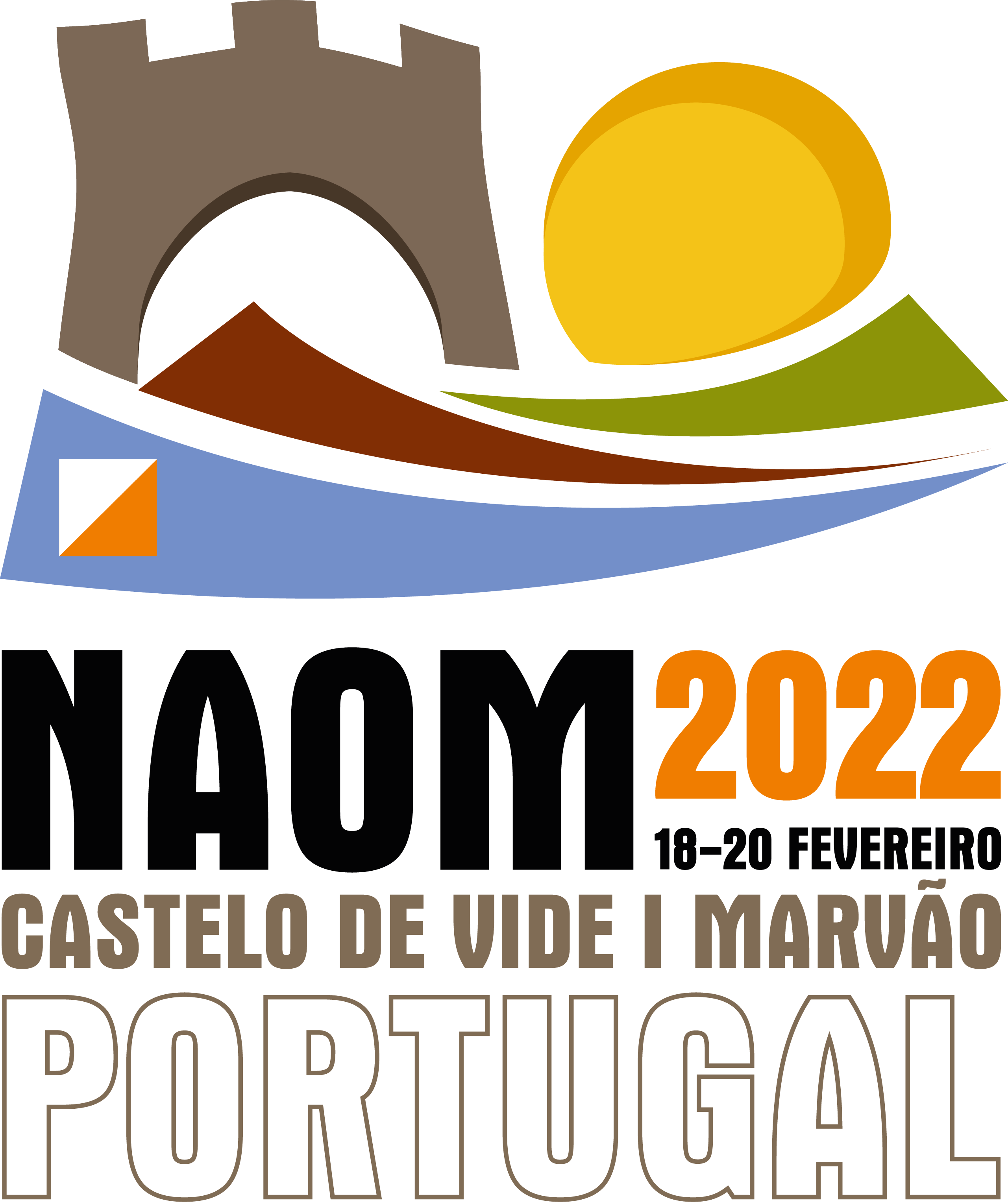 NAOM 2021 Logo